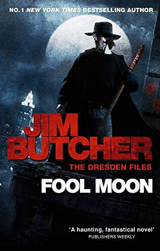 Fool Moon: 2 (Dresden Files) por Jim Butcher
