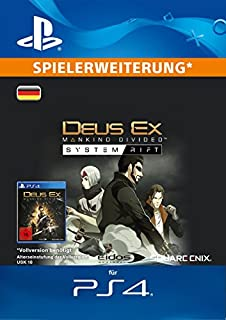 Deus Ex: Mankind Divided - System Rift DLC [PS4 Download Code - deutsches Konto] (B01MG89OGS) | Amazon price tracker / tracking, Amazon price history charts, Amazon price watches, Amazon price drop alerts