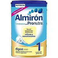 Almirón Advance con Pronutra Digest 1 Leche de inicio en polvo a partir del primer día - 800 g