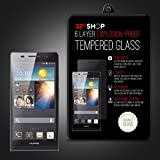 32nd® Tempered Armoured Glass Screen Protector for Huawei Ascend P6