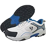SG Club Rubber spikes Cricket Shoes
