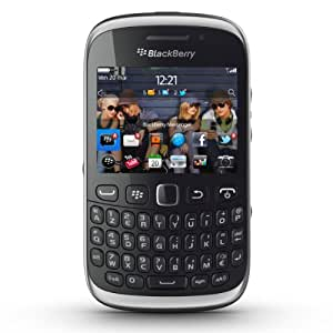BlackBerry Curve 9320 Smartphone BlackBerry 7.1 OS GSM/GPRS/EDGE/3G Bluetooth Wifi 512 Mo Noir
