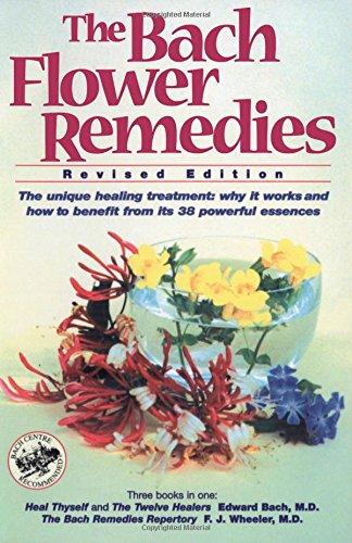 The Bach Flower Remedies por F.J. Wheeler
