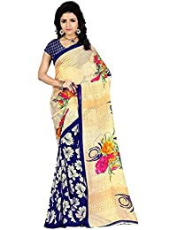 Vimalnath Women's Cotton Silk Saree (Ad1, Multicolor, Free Size)