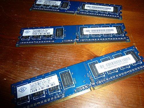 Nanya 1gb Pc2-6400 1 Gb Nt1gt64u88d0by-ad 1gb Pc2-6400 Desktop Ram Memory