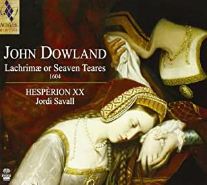 Dowland: Lachrimae or Seven Teares 1604