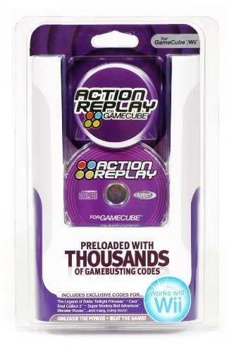 Action Replay by Datel Wii Action Replay