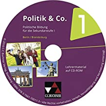 Politik & Co. neu Lehrermaterial 1 Berlin/Brandenburg: CD-ROM