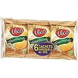 Vico chips la gourmande 6x20g (Prix Par Unité) Envoi Rapide Et Soignée