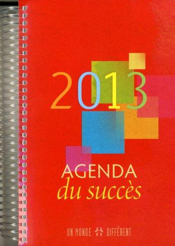 Agenda du succès 2013
