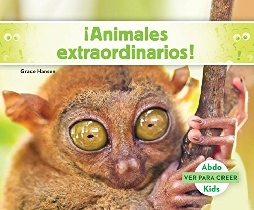 Animales Extraordinarios! (Weird Animals to Shock You! ) (Ver Para Creer /Seeing Is Believing)
