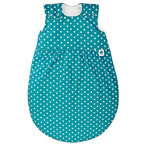 Sterling Dots SwaddleDesigns Baumwolle Musselin Schlafsack Sack mit 2-Wege-Rei/ßverschluss 0/bis 6/Monate