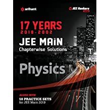 17 Years' Chapterwise Solutions Physics JEE Main 2019