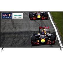 """Hisense H75M7900 75"""" 4K Ultra HD 3D Smart TV Wifi Negro LED TV - Televisor (4K Ultra HD, A, 16:9, 3840 x 2160, 2160p, Negro)"""