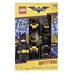 LEGO-Batman-8020837-Orologio-da-polso-componibile-per-bambini-con-minifigure-Batman