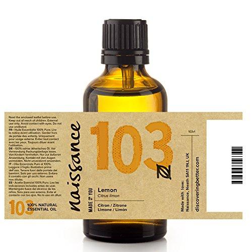 comprare on line Naissance Olio di Limone - Olio Essenziale Puro al 100% - 50ml prezzo
