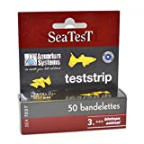 Aquarium Systems 4090009 Aquarien Sea Tests Teststrip 6 in 1