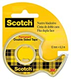 Scotch 70016072798 - Dispensador con cinta adhesiva de doble cara