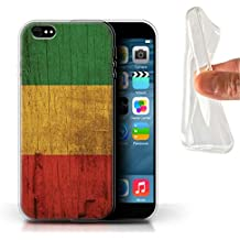 coque iphone 8 feuille canabis