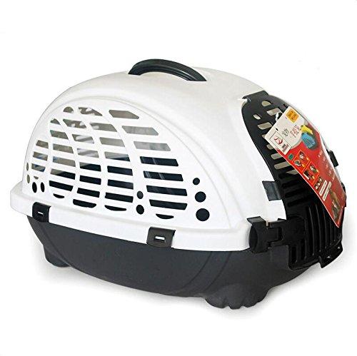BP Scatola aria viaggio scatola portatile cane gatto gabbia dell'animale domestico portatile pet gabbia per animali , white