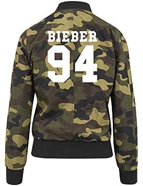 Bieber 94 Bomber Giacca Girls