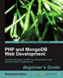 "The book follows a ""Code first, explain later"" approach, using practical examples in PHP to demonstrate unique features of MongoDB. This book is packed with step-by-step instructions and practical examples, along with challenges to test and improve y..."