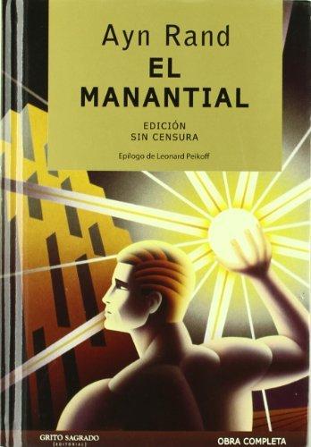 El Manantial (Spanish Edition) by Ayn Rand(2004-12)