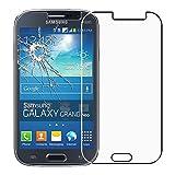 ebestStar - Verre trempé Samsung Galaxy Grand Plus GT-i9060I, Grand Lite - Film protection écran en VERRE Trempé - Vitre protecteur anti casse, anti-rayure [Dimensions PRECISES de votre appareil : 143 x 77.1 x 9.6 mm, écran 5'']