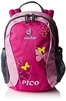 Deuter Pico Mochila, Unisex niños, Rosa (Pink