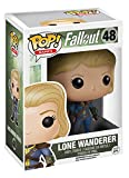 FunKo - Figurine Fallout - Lone Wanderer Female Pop 10cm - 0849803058494