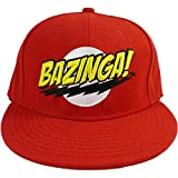 The Big Bang Theory Hip Hop Cap Bazinga