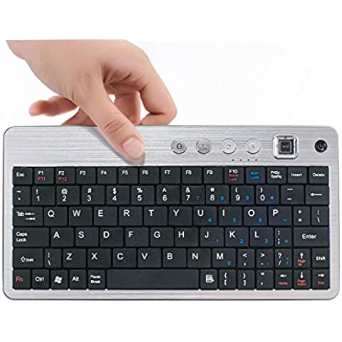 Sunshot teclado Bluetooth para Apple, PC , Windows 7 + 8,Linux,Mac OS X,Notebook,Laptop,Netbook,Mac Book,Tablets,Apple iPad,Samsung Galaxy Tab2,Galaxy Note,Smart Phones,Android,Iphone