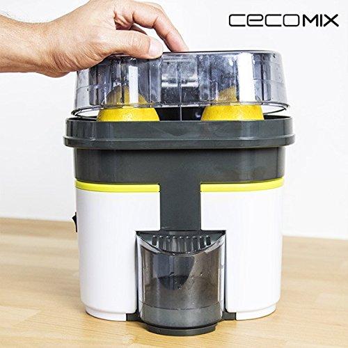 EXPRIMIDOR ELÉCTRICO CECOMIX ZITRUS 4039 90W