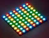 Digi-Dot Panel 8X 8Mini con 64X sk6812–Mini RGB LED, WS2812B compatibile
