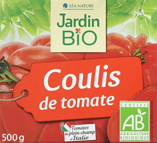 Jardin Bio Coulis de Tomate 500 g