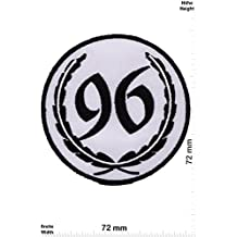 Parches - 96 - Punks - Trojan - Oi - Musicpatch - Rock - Vest - Iron on Patch - Parche Termoadhesivos Bordado Apliques - Patch - Give Away Regalar