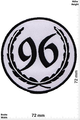 Patch Patch-Iron-96 - Punks - Trojan - OI - - Punks - Skinhead - Iron on Aufnäher Embleme Bügelbild Aufbügler
