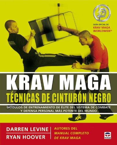 Krav Maga. Técnicas de Cinturón Negro por Darren Levine
