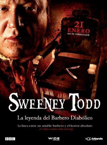 Sweeney Todd, El Barbero Diabólico De La Calle Fleet (Import Dvd) (2008) Johnn