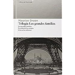Trilogía Las Grandes Familias (Libros del Asteroide) Premio Goncourt 1948