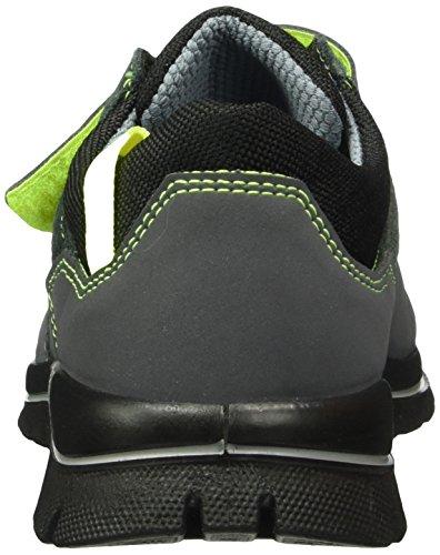 Ricosta Felix, Sneakers basses garçon Grau (antra/Grigio 489)