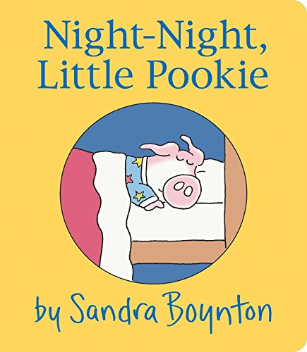 Night-Night, Little Pookie por Sandra Boynton