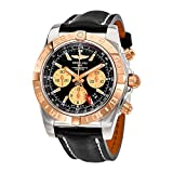 Breitling Chronomat 44 GMT CB042012/BB86-743P Gold & Steel Automatic Mens Watch
