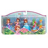 Disney Sofia The First Royal Friends Mermaid Figure Set by Just Play
