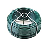 Drahtspinne / Draht grün 1,4 mm - Länge 60 m