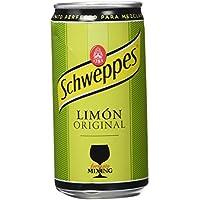 Schweppes Limón Bebida Refrescante - 250 ml