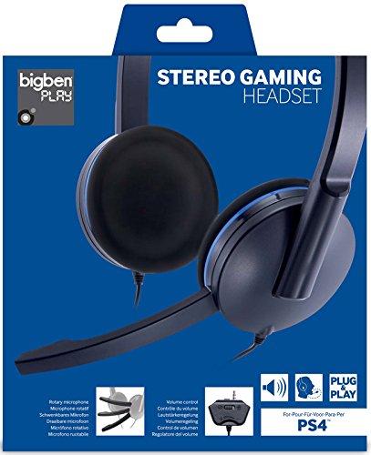 BigBen Stereo Gaming Headset [German Version]