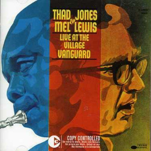 Live at Village Vanguard by THAD / LEWIS,MEL JONES (2005-06-06)