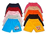 #8: Apt Padhus Baby Boy's Short Pack of 10 (Pf042_1_Multicolor_6 - 12 Months)