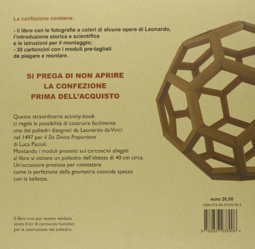 Zoom IMG-3 il poliedro di leonardo come